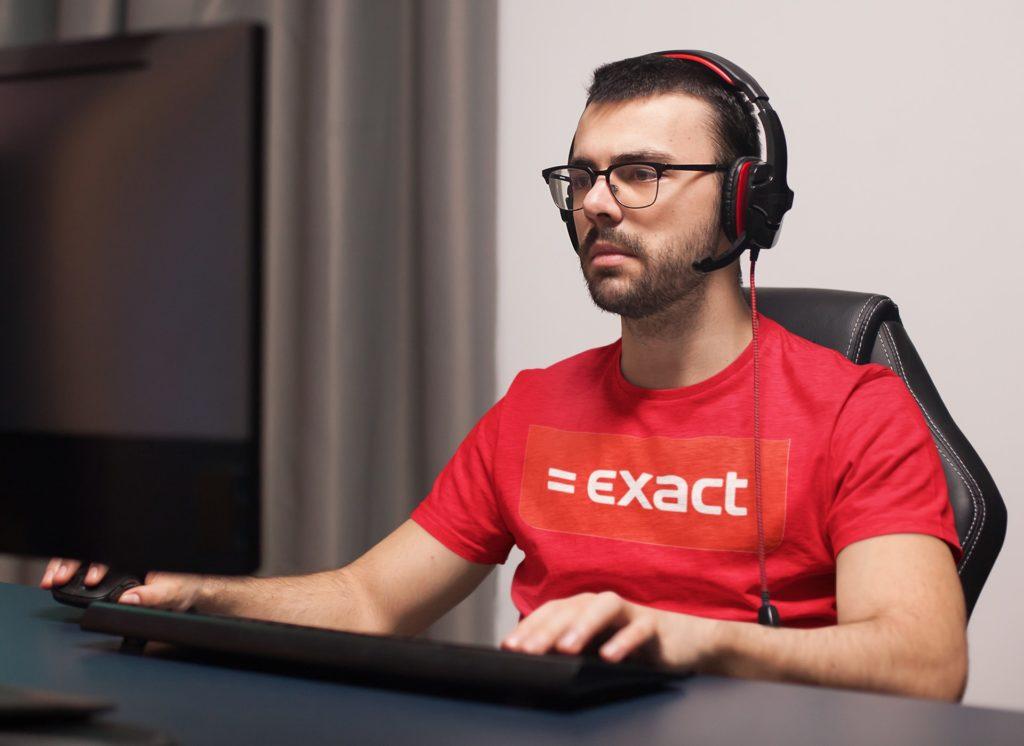 Exact Online API koppeling specialisten