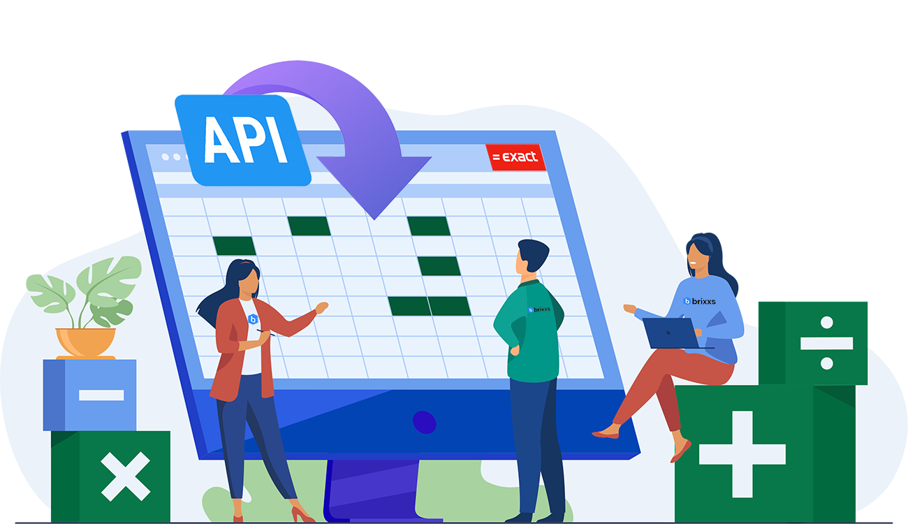 Exact Online API koppeling