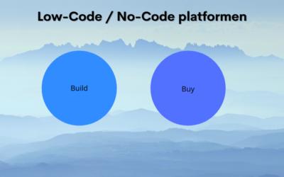 Software bouwen of kopen?