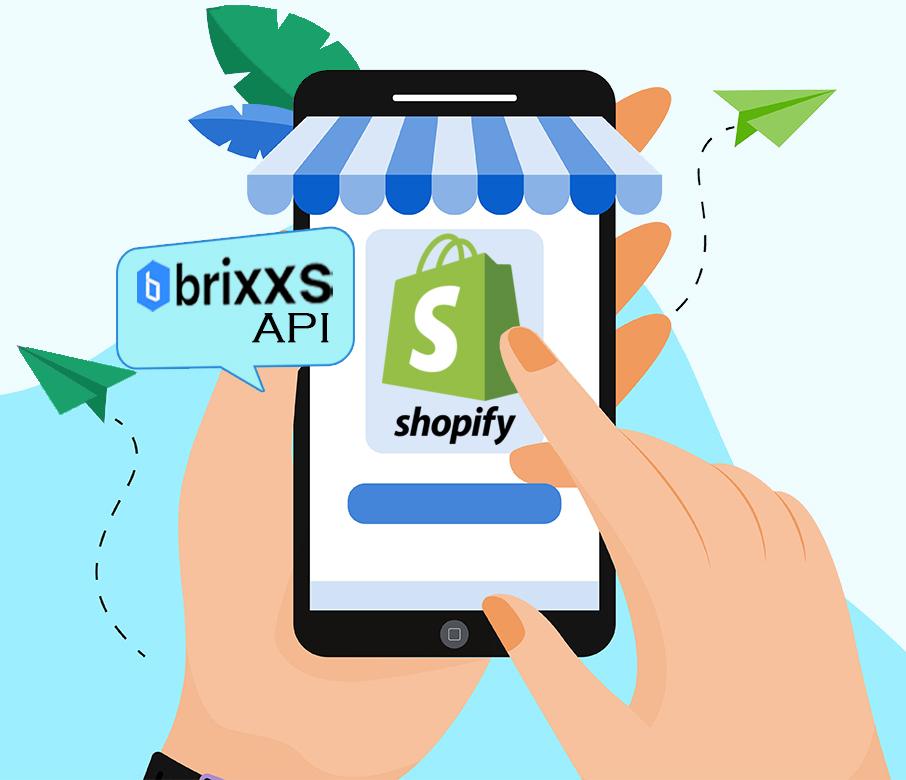 Shopify API koppeling