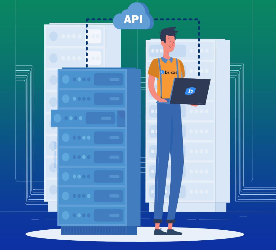 Hoe werkt een API koppeling